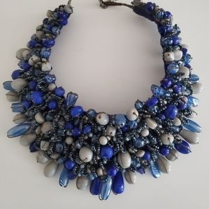 Aldo Bib Necklace